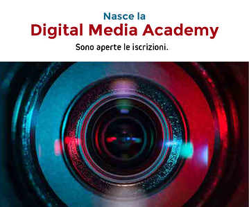 Digital Media Academy Immagine IN EVIDENZA