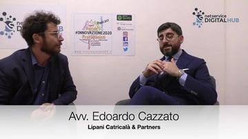 Lipani Catricalà & Partners - Innovazione2020 intervista Edoardo Cazzato