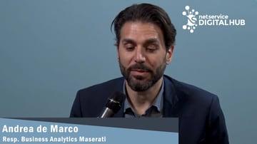 Maserati - Intervista a Adrea De Marco