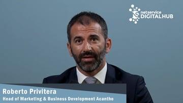 Acantho - Intervista a Roberto Privitera