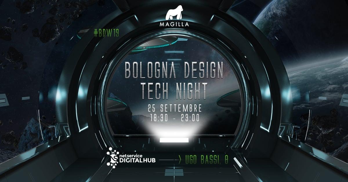 Un viaggio tra arte e tecnologia durante la Bologna Design Week 2019