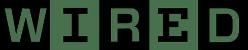 Logo della rivista mensile statunitense WIRED