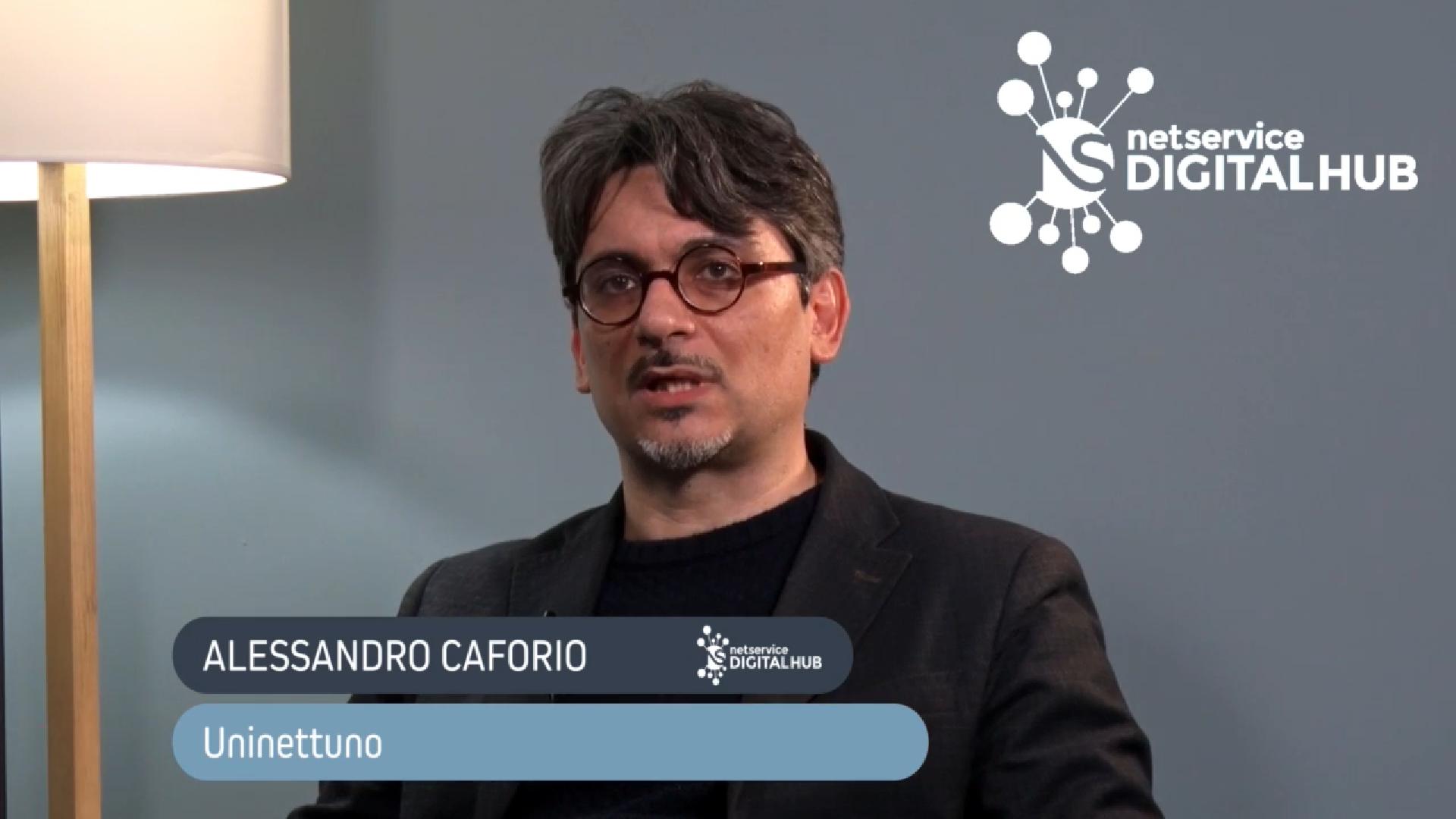 Intervista a Alessandro Caforio di Uninettuno