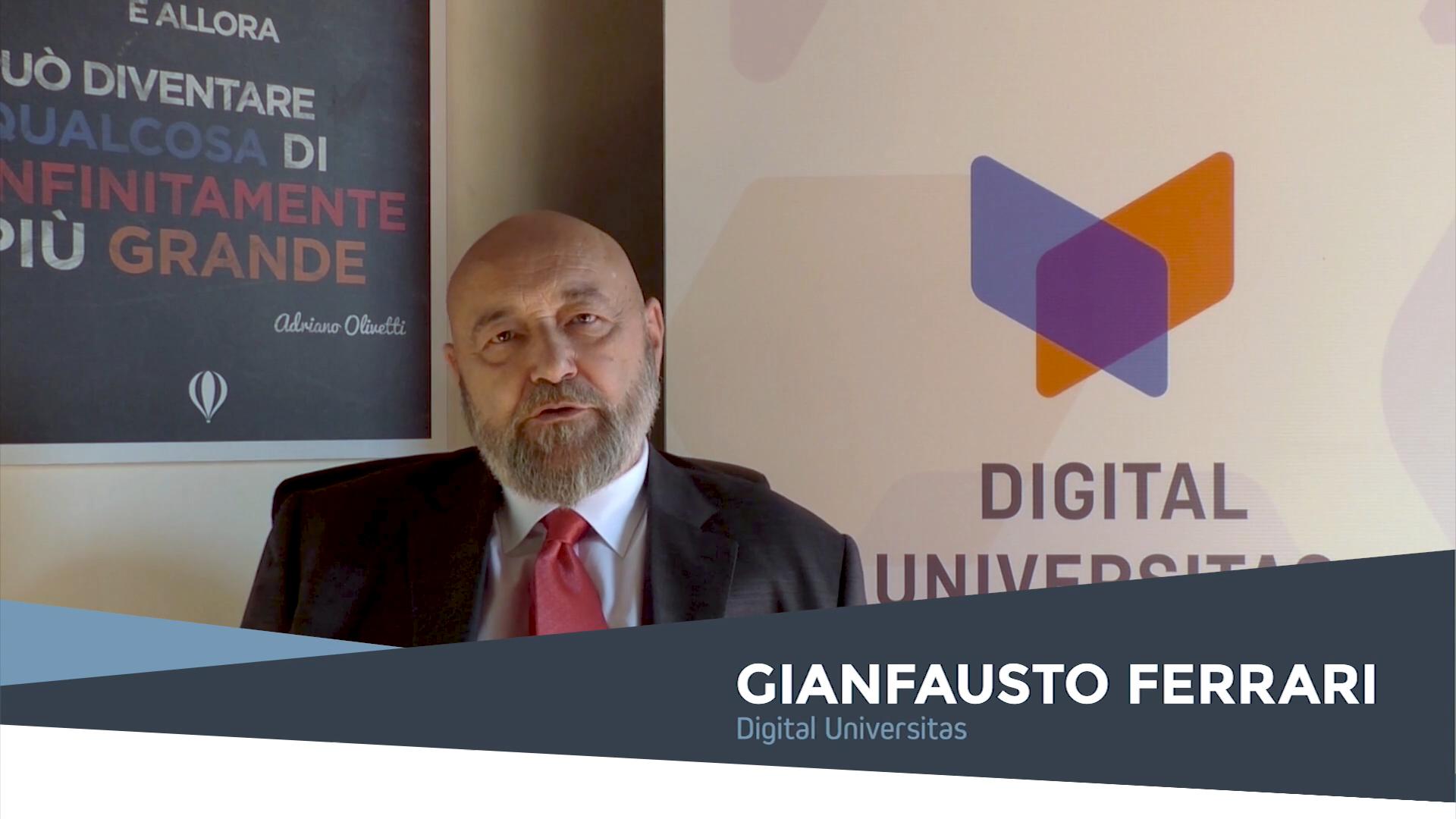 Intervista a Gianfausto Ferrari